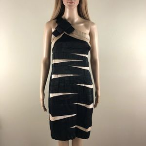 London Times Cocktail Dress 12 NWT